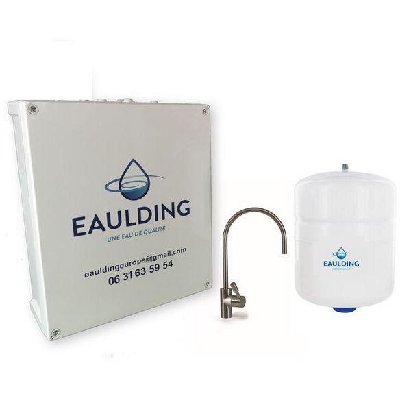 systeme eaulding solution hyperfiltration eau