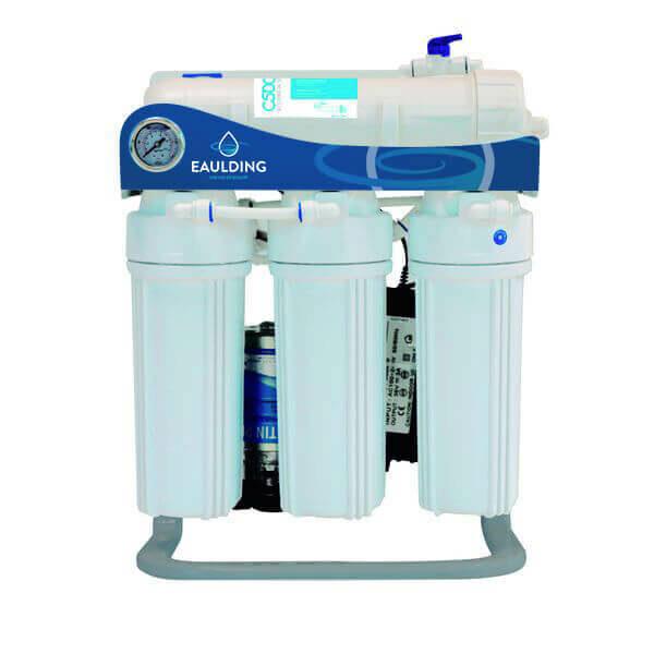 Système hyperfiltration eau Entreprise Eaulding Pro C500